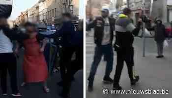 Jongeren raken bijna slaags met politie in Schaarbeek na niet respecteren van 'social distancing'