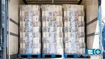 Hamsterkäufe: So entwickelt sich das Kaufverhalten in Brilon - Westfalenpost