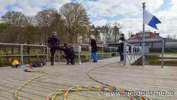 Munition geborgen: Strandbad Wandlitz eröffnet Badesaison - Süddeutsche Zeitung