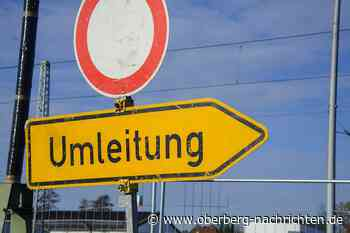 Unnenberger Straße in Marienheide-Dannenberg weiter gesperrt   Marienheide - Oberberg Nachrichten   Am Puls der Heimat.