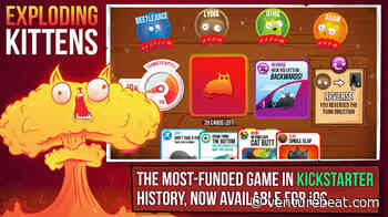 Exploding Kittens puts out fires from higher demand for tabletop games - VentureBeat