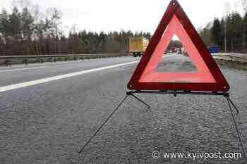 Eight Ukrainians killed, one injured in car accident near Pskov in Russia | KyivPost - Ukraine's Global Voice - Kyiv Post
