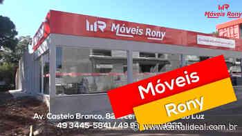Conheça a nova Móveis Rony em Abelardo Luz - Canal Ideal