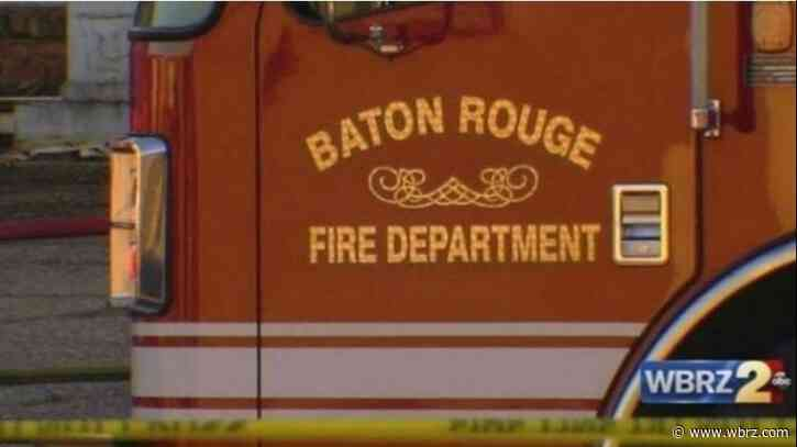 Bird nest sparked a/c unit fire, fire dept. says