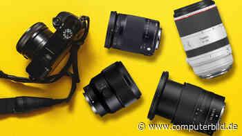 Kameraobjektive: Tipps zur Auswahl der perfekten Linse