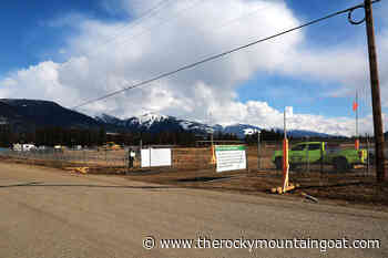 Trans Mountain: Work continuing at Valemount camp during COVID restrictions - The Rocky Mountain Goat