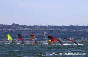 Coupe du monde de Windsurf PWA à Marignane - Voile et Moteur