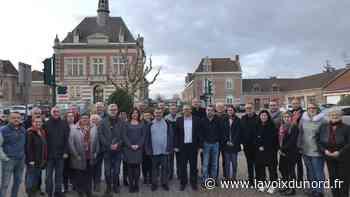 précédent Vendin-le-Vieil: Ludovic Gambiez veut du changement sans oublier les fidèles - La Voix du Nord