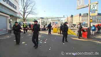 Lampedusa-Zelt: Polizei löst verbotene Demo für Flüchtlinge in Hamburg auf