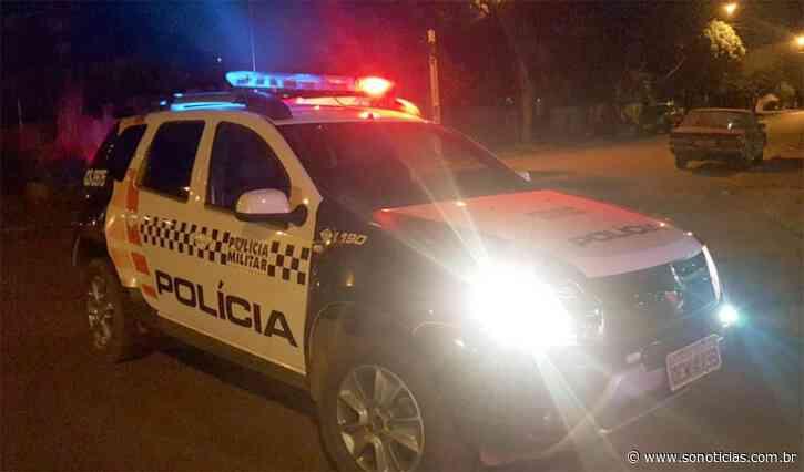 Quatro homens são assassinados a tiros em Lucas do Rio Verde; 3 são presos - Só Notícias