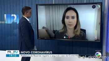 Resende confirma segundo caso de coronavírus - G1