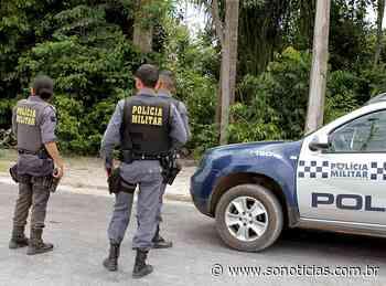 Preso principal suspeito de matar em Lucas do Rio Verde mãe de sargento - Só Notícias