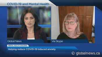 Mental health initiatives during COVID-19