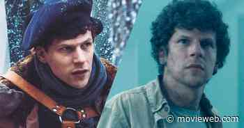 Jesse Eisenberg on His New Movies, Resistance and Vivarium [Exclusive]