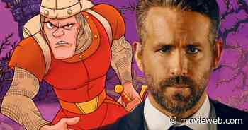 Netflix's Dragon's Lair Movie Wants Ryan Reynolds as Dirk the Daring