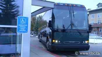 Red Arrow, Ebus shut down bus service across Alberta