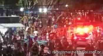 Homem é morto a tiros em bloco no Cabo de Santo Agostinho - Rádio Jornal