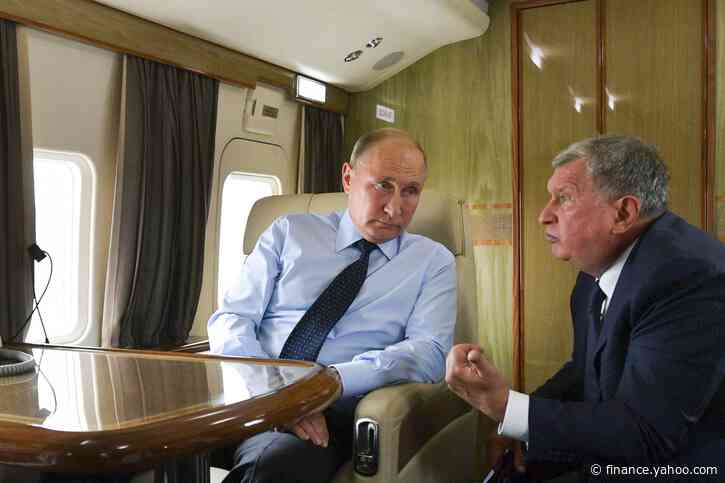 Rosneft hands Venezuelan oil business to Russian state firm