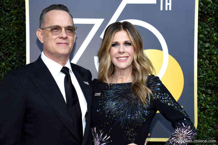 Tom Hanks, Rita Wilson Return To US After Coronavirus Diagnosis