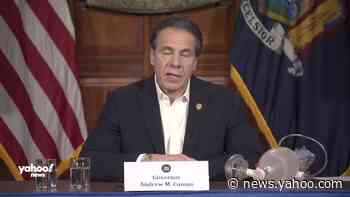Cuomo responds to idea of an 'enforceable' New York quarantine
