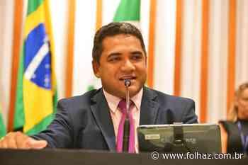Júlio Pina quer ser prefeito de Senador Canedo com apoio do governador - Folha Z