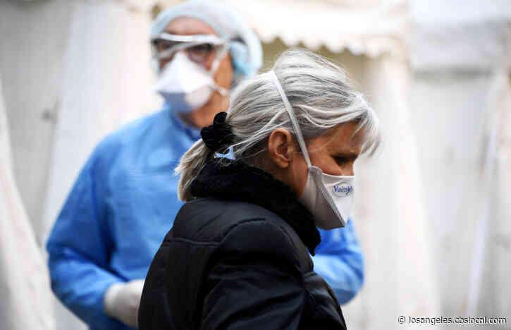 12 Confirmed Cases Of Coronavirus, 1 Death At Yucaipa Nursing Facility