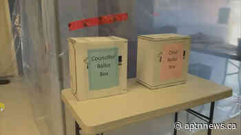 Voting in a time of pandemic: Why Shoal Lake 39 felt pressed to hold an election - APTN News