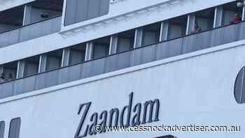 Hundreds leave virus-hit ship off Panama - Cessnock Advertiser