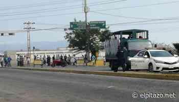 Conductores trancaron calle en Araure por falta de gasolina - El Pitazo