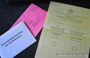 Lindau: Bürgermeisterwahl in Lindau: Noch immer fehlen Briefwahlunterlagen - SÜDKURIER Online