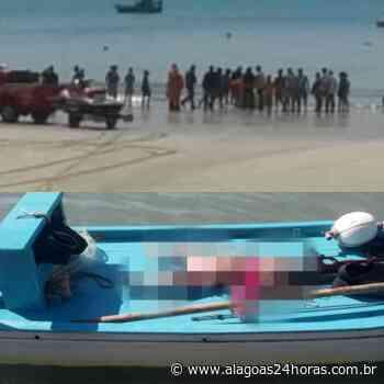 Corpo de turista desaparecida em Maragogi é encontrado no mar de PE - Alagoas 24 Horas