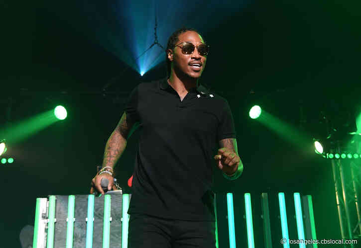 Rapper Future Donates Face Masks To Hospital Workers