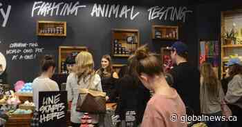 Lush cosmetics announces layoffs due to coronavirus pandemic