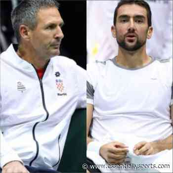 Marin Cilic Announces New Coach For 2020... - Essentially Sports