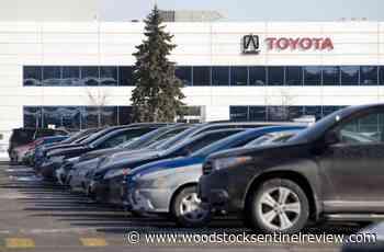 Coronavirus: Toyota extends its shutdown of Southwestern Ontario plants - Woodstock Sentinel Review