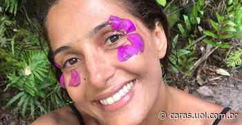 Camila Pitanga abre o coração sobre o teatro em sua vida: ''Minha casa'' - CARAS Brasil