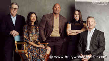 Dwayne Johnson and Dany Garcia on Building a Rock-Solid Business - Hollywood Reporter