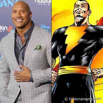 Dwayne Johnson's Much Awaited 'Black Adam' Will Likely Be a Paradise For DC Fans' - The Inner Sane