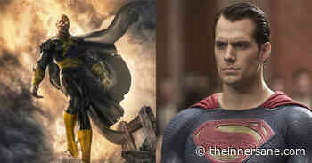 Dwayne Johnson And Warner Bros Conflicted Opinions About Henry Cavill In Black Adam - The Inner Sane