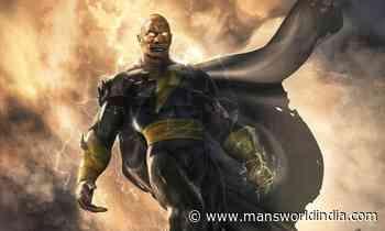 Dwayne Johnson Reveals What It's Like To Play The Anti-Hero, Black Adam - Man's World India