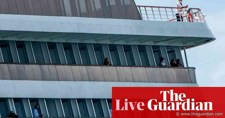 Stricken cruise ship granted passage along Panama canal –Covid-19 as it happened