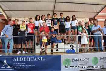 Ciclismo - Il Trofeo sportivi di Briga Novarese vinto dal ligure Filippo Bertone - Stampa Diocesana Novarese - L'azione - Novara