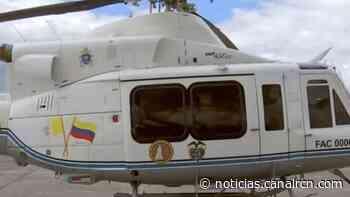Helicóptero de FAC se habría estrellado contra cerro en Subachoque - Canal RCN