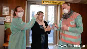 La Croix-Rouge est en première ligne à Sedan - L'Ardennais