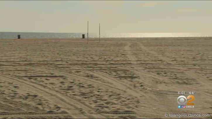 'It's A Ghost Town': Beach Community Residents Heed Warnings, Social Distance Amid COVID-19 Pandemic