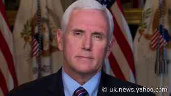 Pence says Trump's early action has 'significantly reduced the spread of coronavirus'