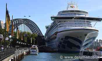 Australia's coronavirus death toll rises to 16 after Ruby Princess death