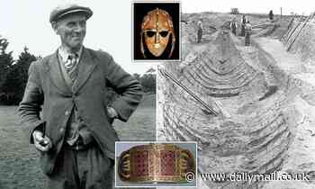 How the eccentric who uncovered huge Anglo Saxon treasure trove was robbed of glory by snobbery