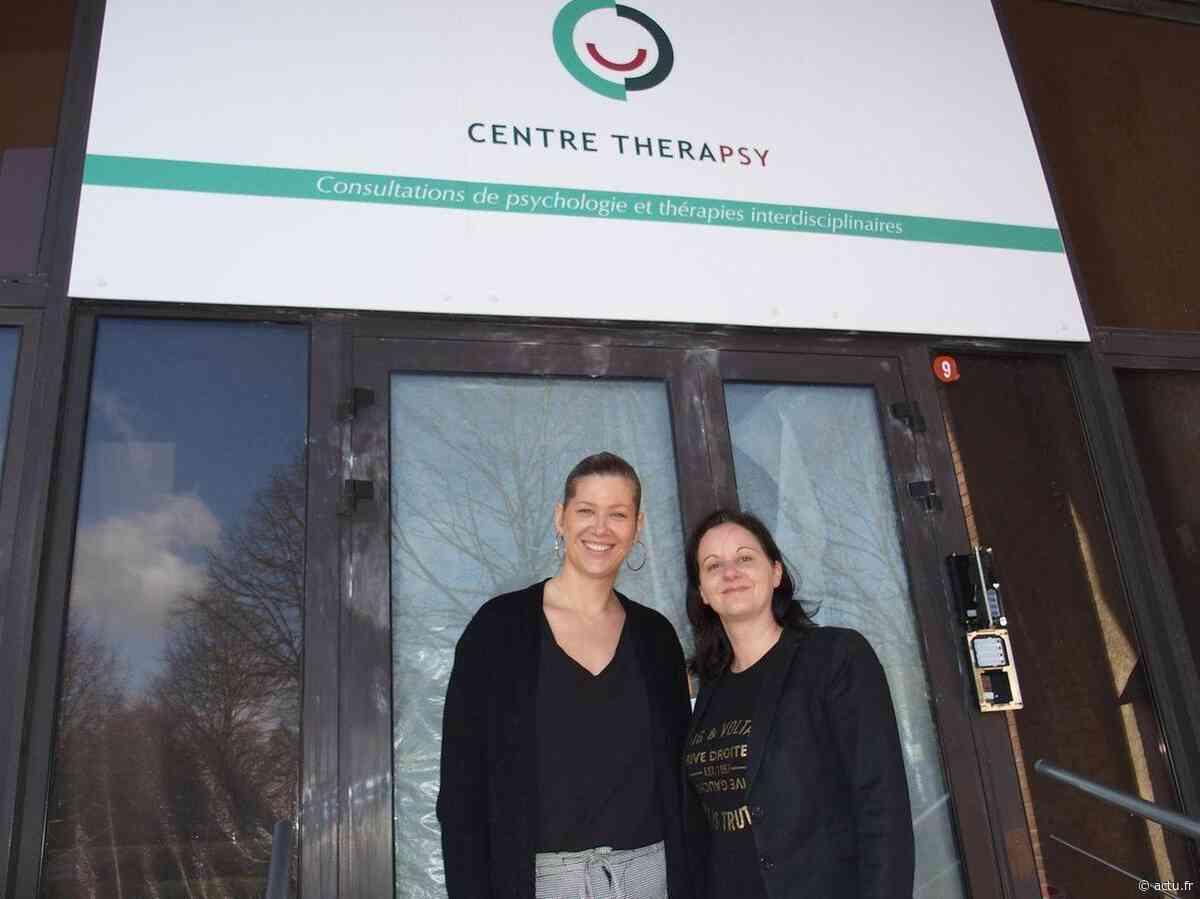 Yvelines. Les thérapeutes du centre de psychologie de Voisins-le-Bretonneux offrent des séances aux soignants - actu.fr
