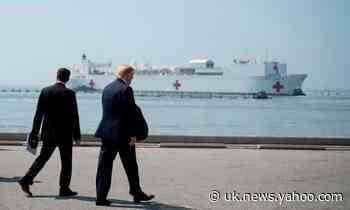 Cuomo and Trump clash over talk of New York 'quarantine'
